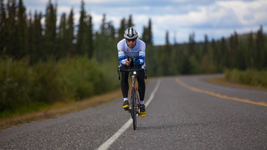 Le tour du monde à vélo en… 78 jours !
