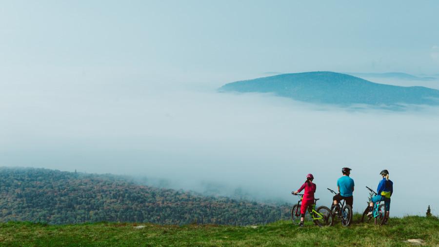 Vélo de montagne : le Mont-Sainte-Anne se refait une beauté