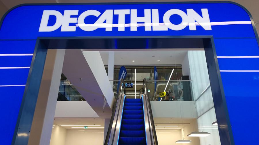Un nouveau Decathlon au centre Eaton de Montréal