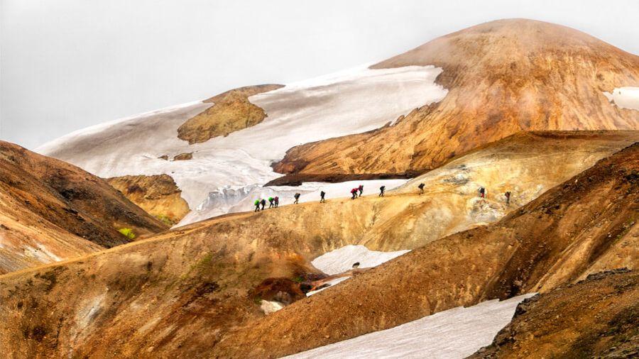 Randonnée : l'Islande en mode critique