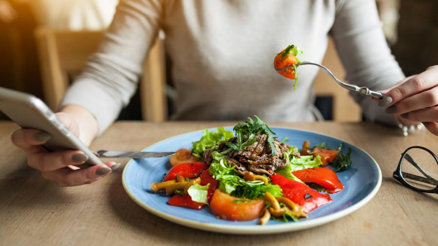 9 applis gratuites pour améliorer son alimentation