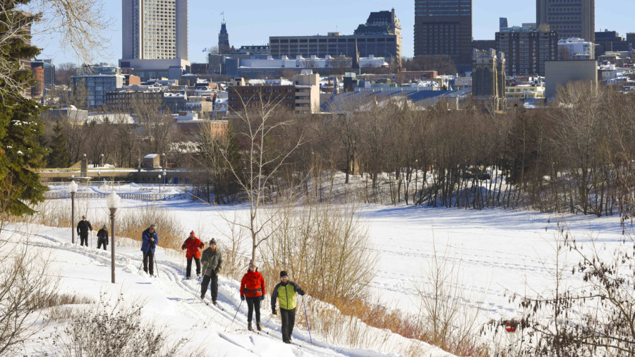 10 belles boucles en ski de fond au Québec
