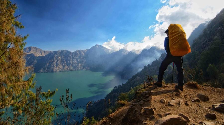 Indonésie : sublime rando sur le mont Rinjani