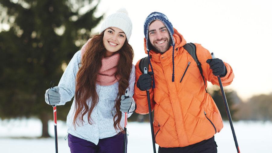 Des cours pour s'améliorer en ski de fond à Montréal