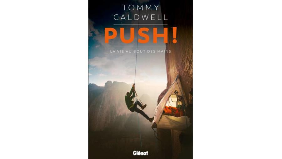 Livre : Push! La vie au bout des mains