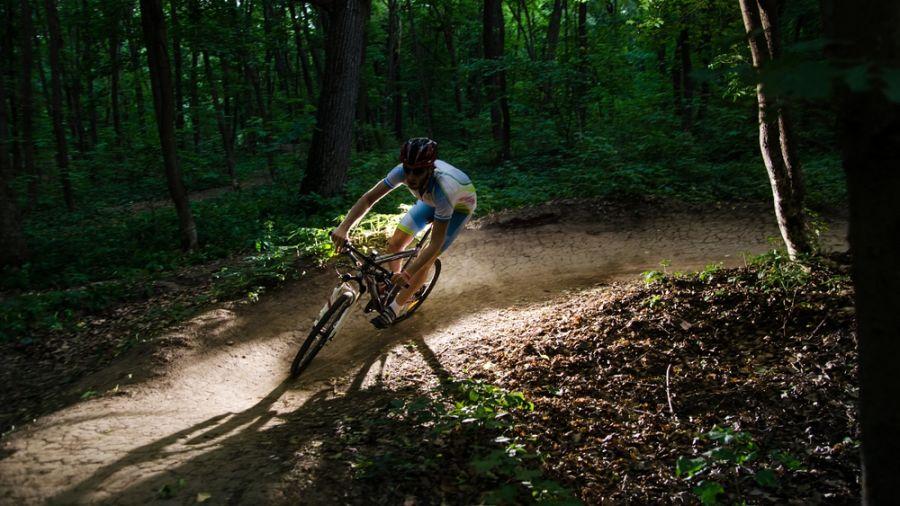 Vélo de montagne : Circuits Frontières