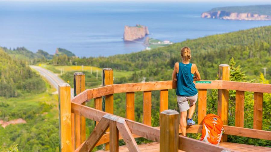 7 randonnées dépaysantes à faire en Gaspésie