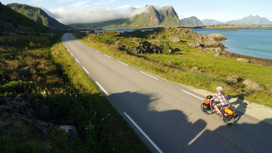 Norvège : le Valhalla du vélo