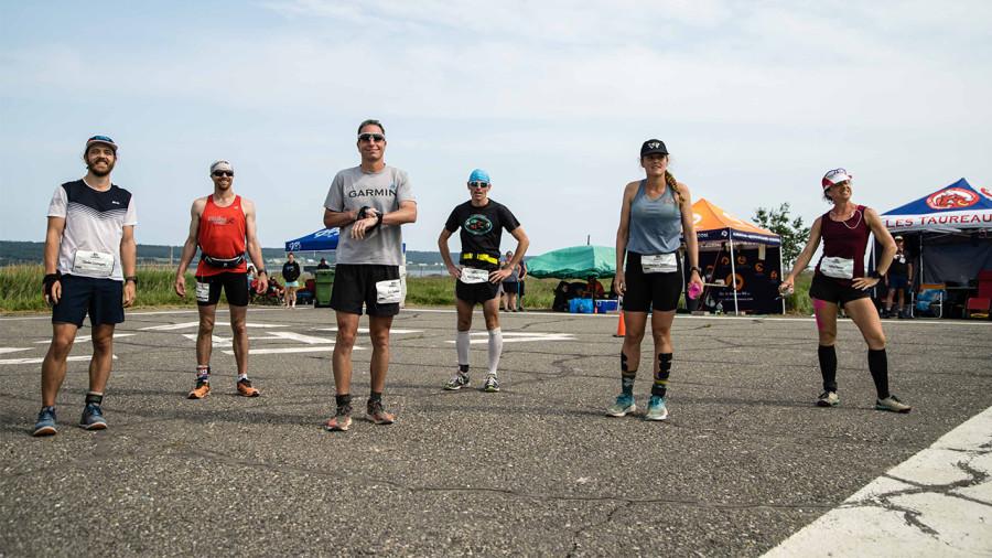 Le dernier homme debout : 235 km et 35 heures de course