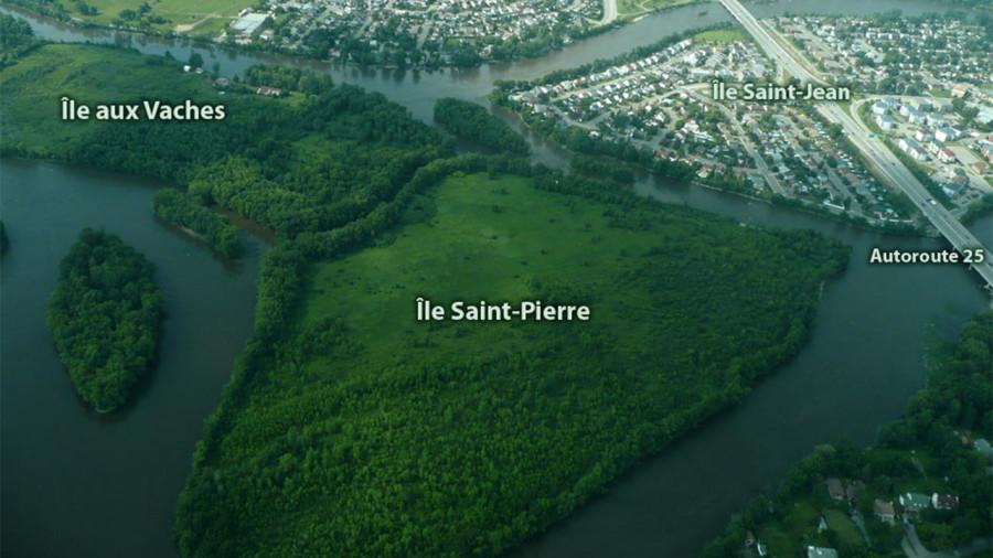 Laval achète deux îles à des fins de préservation