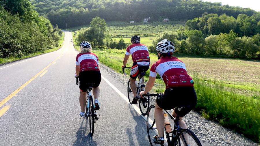 Ravito gîte et vélo : séjours cyclistes à Frelighsburg