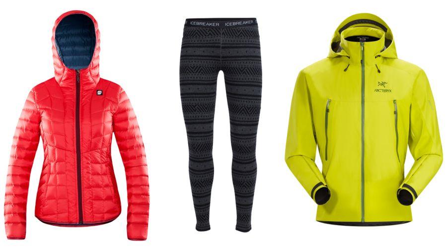 Trois vêtements plus que polyvalents