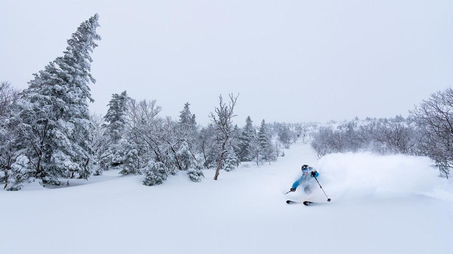 Ski hors-piste : une avalanche de nouveautés au Québec !