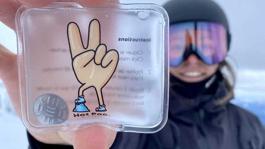 Hot Poc : ces chauffe-mains réutilisables qui vont vous sauver du froid !