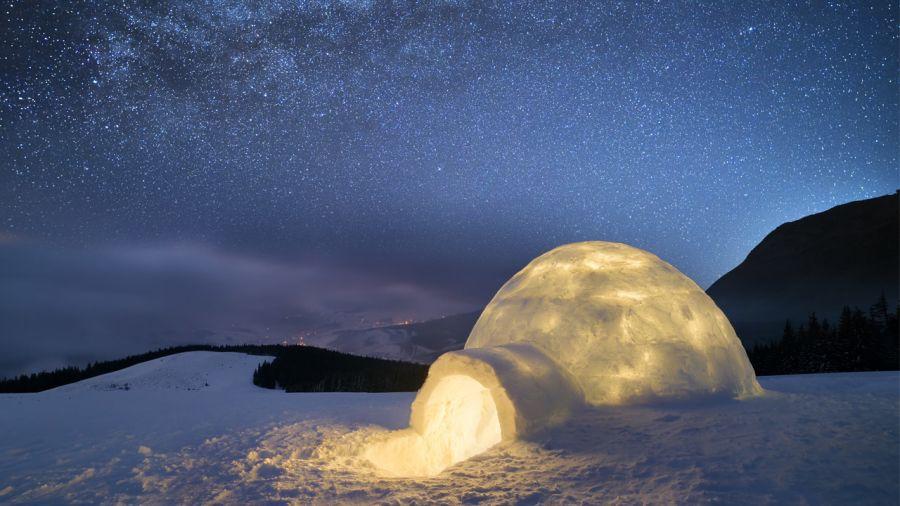 Affronter l'hiver à la façon des Inuits : 12 conseils pour lutter contrer le froid