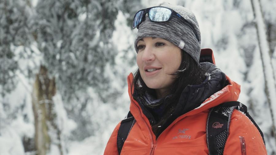 Vidéo: Elle veut devenir la première Québécoise à atteindre le sommet du K2