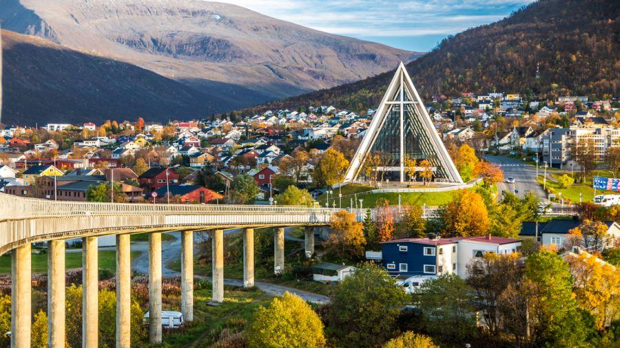 Les marathons les plus fous : Marathon de Tromso - Soleil de Minuit