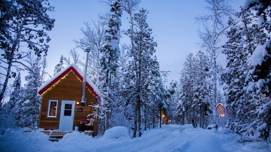 5 chalets à découvrir au Québec cet hiver