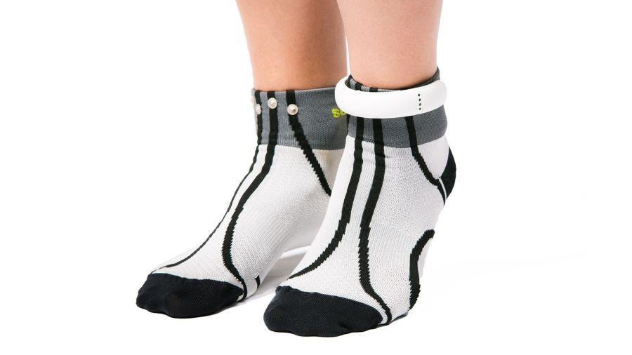Fitness Bundle de Sensoria: Chaussette intelligente