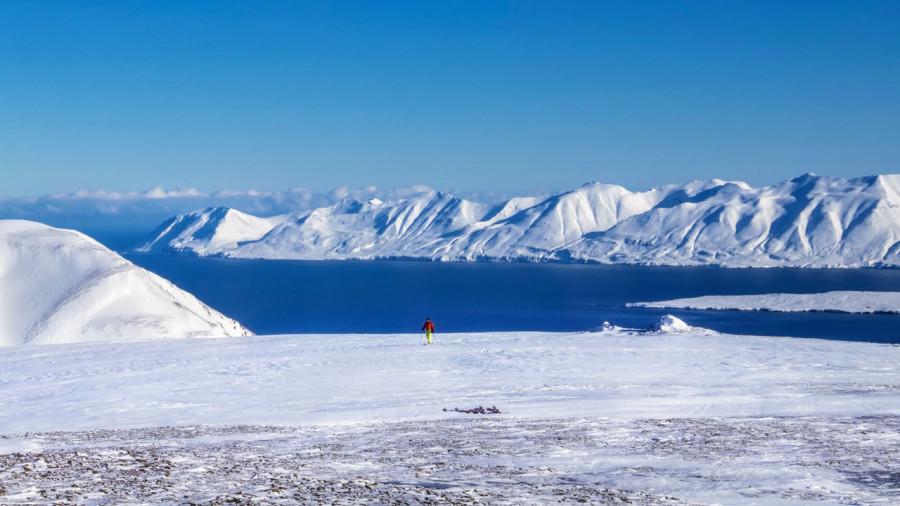 Islande : Road trip pour skier loin de tout