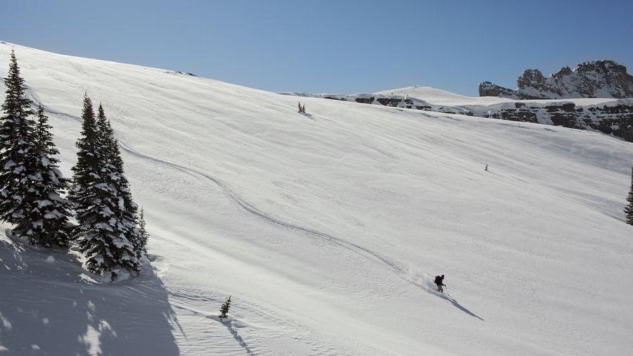 La science du ski hors-piste