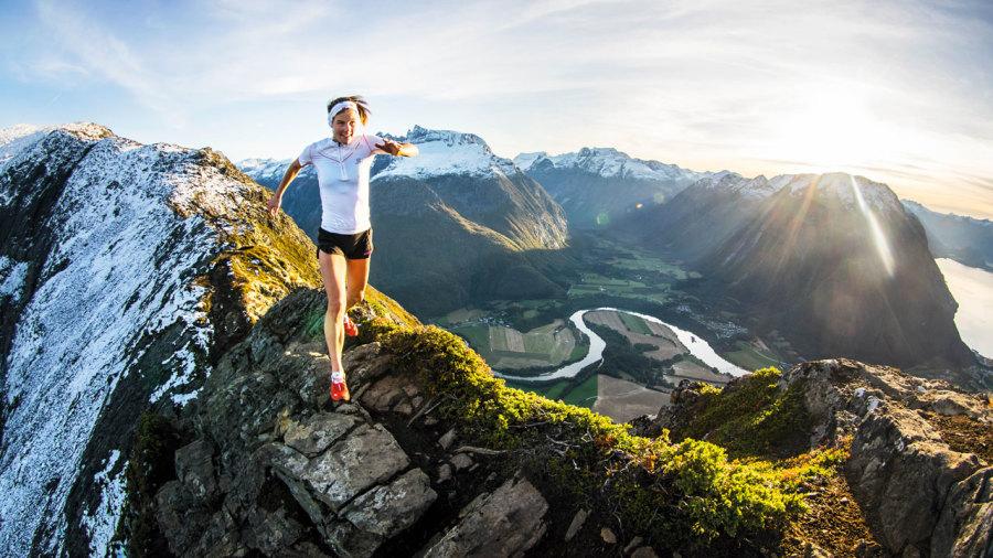 Livre : Vivre et courir, les secrets d'Emelie Forsberg