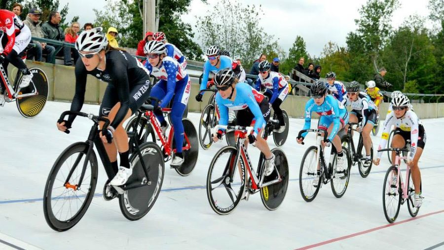 Camp de vacances du Centre national de cyclisme de Bromont