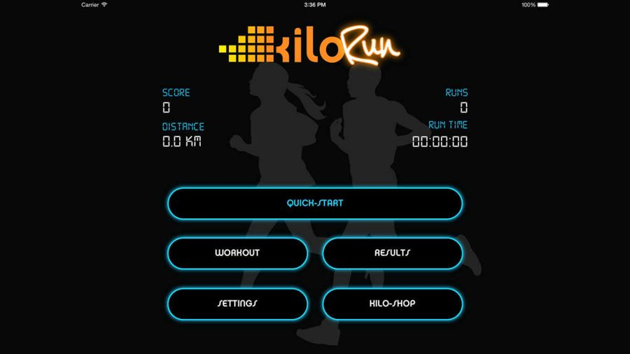 KiloRun de Musicmotion Technology