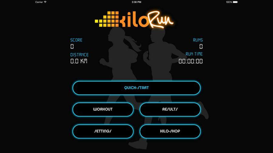 KiloRun de Musicmotion Technology
