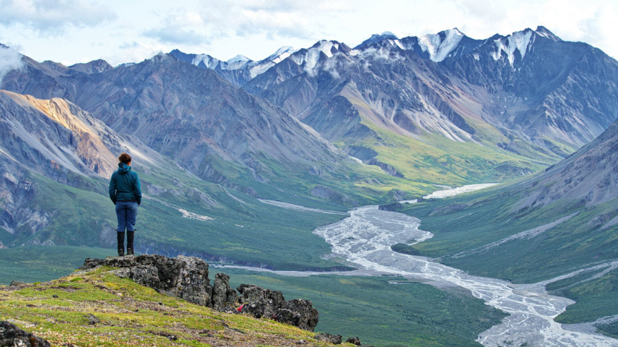 Parc national de Kluane, trek insolite au Yukon
