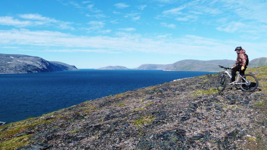 Nunavik : l'Arctique en rando… et à vélo !