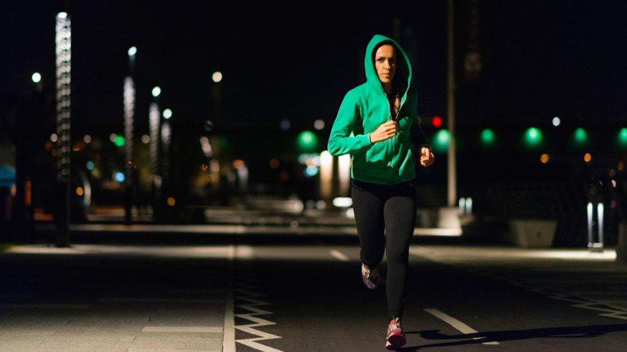 L'entraînement le soir n'affecte pas le sommeil et diminue l'appétit