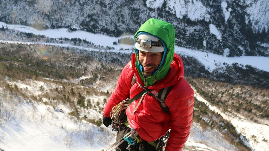 Sens unique : première ascension hivernale