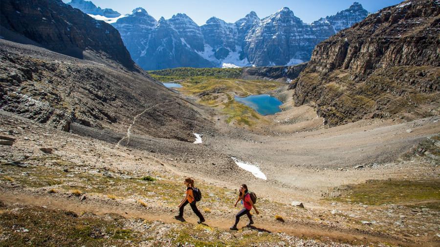 Alberta: 8 randonnées incontournables dans le parc national de Banff