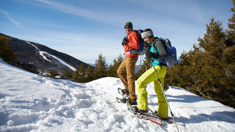 48 heures actives au pied du mont Washington… en hiver !