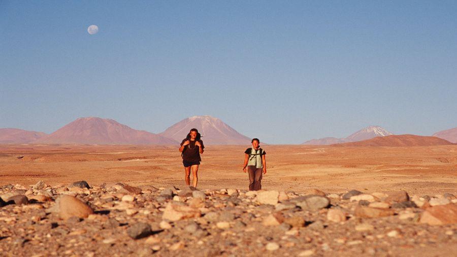 Trek dans les Andes: Laurent Granier sur la trace des Incas