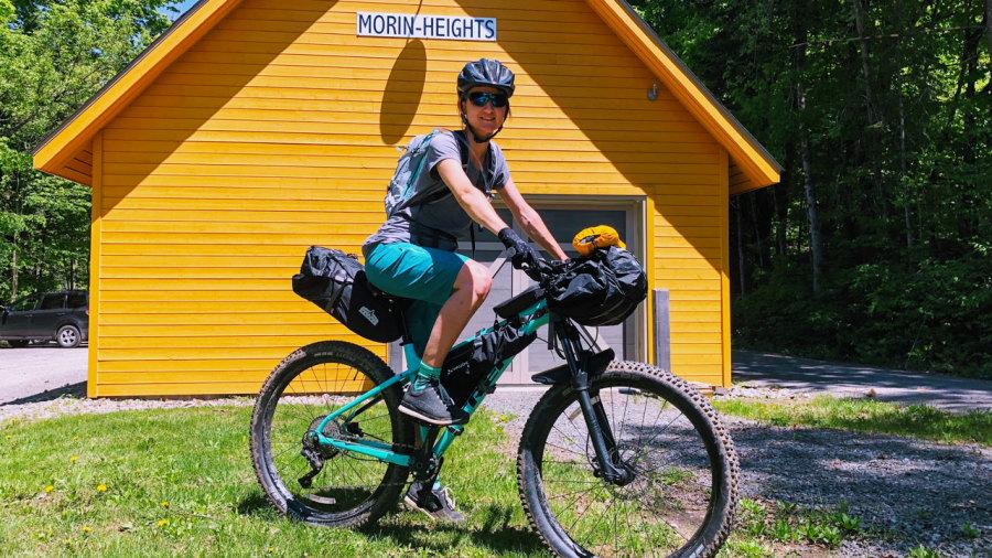 5 conseils pour s'initier au bikepacking