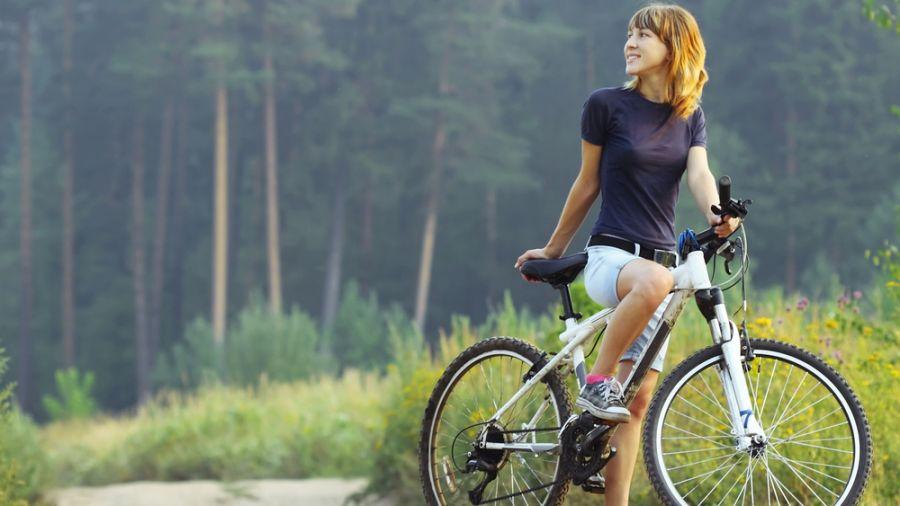 Dernières sorties vélo avant l'hiver: lacs Massawippi et Magog