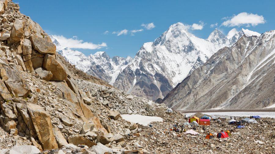 Camps de base du Gasherbrum II et K2 : un trek plus grand que nature!