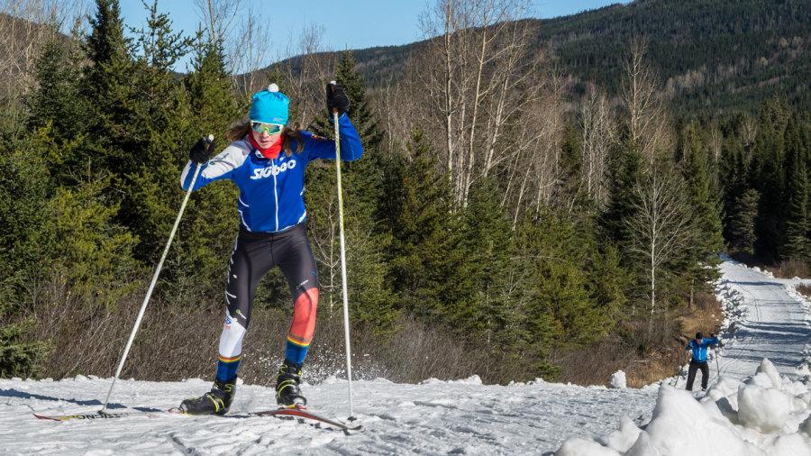 Glisse boréale : du ski de fond avant tout le monde