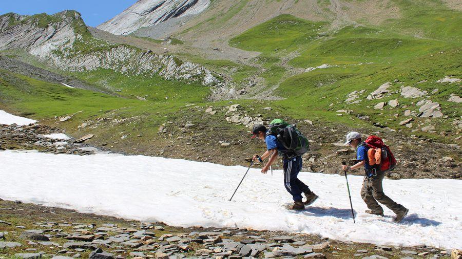 Une tribu autour du Mont Blanc