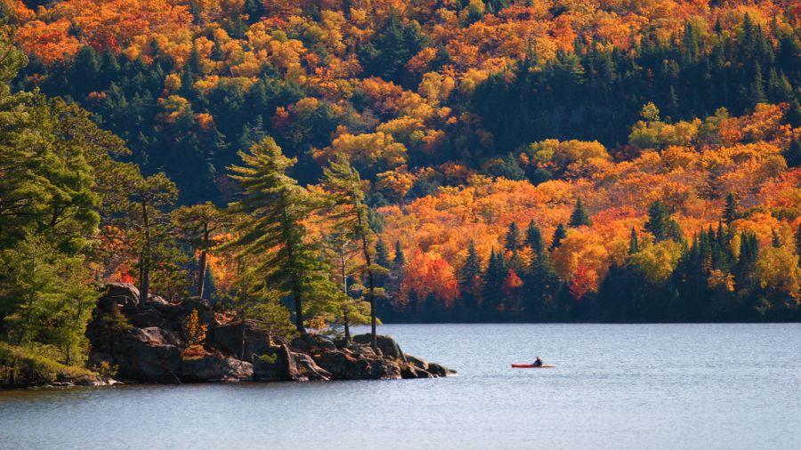 Les plus belles descentes: Canot et kayak sur la rivière Massawippi