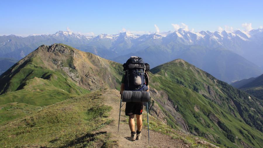 Longue randonnée : Deux mois à pied au cœur de la Géorgie