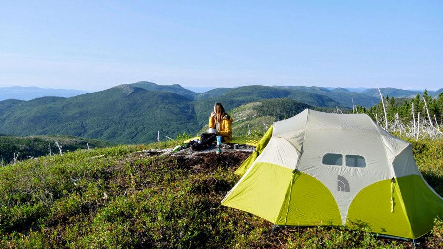 Charlevoix : Deux jours sur la boucle du mont des Morios