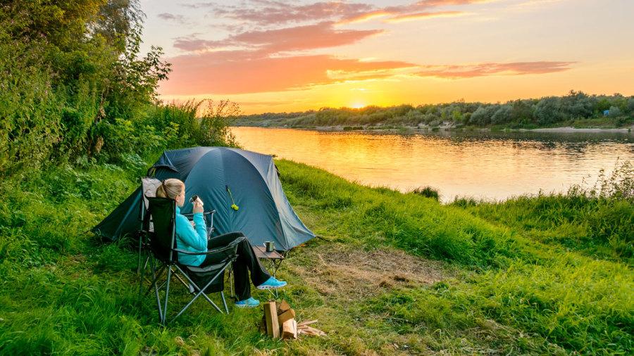 Remettre ses pendules (internes) à l'heure par le camping