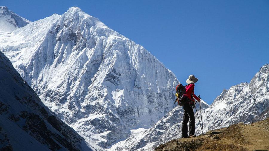 Camp de base de l'Everest:  victime de son succès