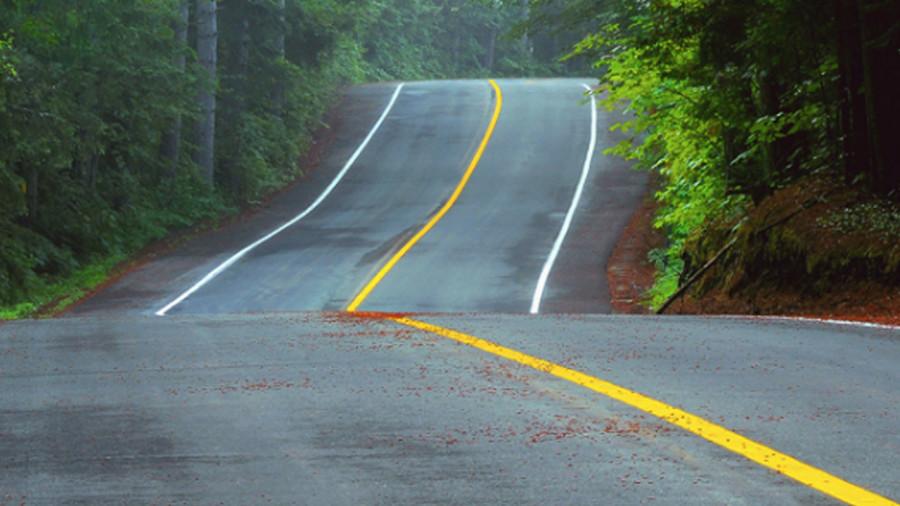Une nouvelle route cyclable panoramique au parc national du Mont-Tremblant