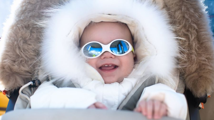 5 activités hivernales pour maman et bébé