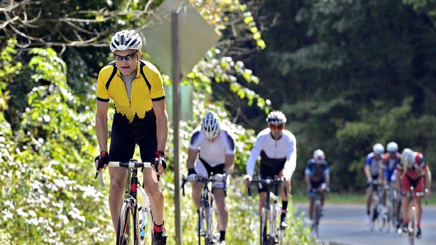 Vélo Express : Du mont Blanc au mont Tremblant