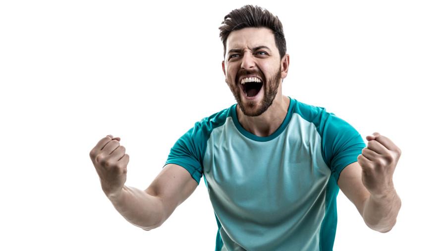 Crier augmente la force (et déconcentre l'adversaire)